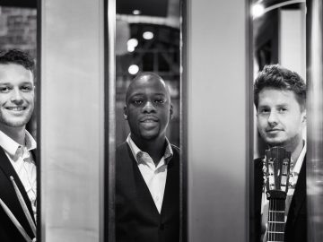 The Piano Singer – Trio! New Band Launch.